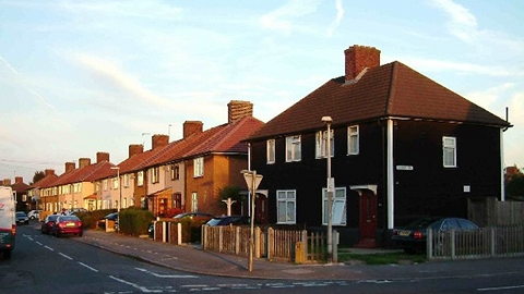 A council-run company will build much needed homes, says Croydon Pic: EastLondonLines