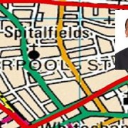 Spitalfields ward; inset: Shahed Ali Main Pic: Tower Hamlets Council