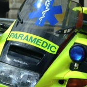 Paramedic motorcycle. pic credit: freefoto