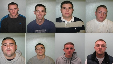 Croydon Gang Face 25 Years For Burglary Spree
