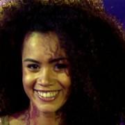 Jasmine Breinburg. Pic: BBC