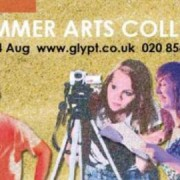 Lewisham Summer Arts College poster