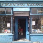The Church Street Bookshop on Stoke Newington Church Street. Pic: Leila Zerai