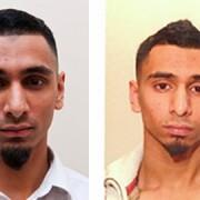 Mohammed Shabir Ali and Mohammed Shafiq Al. Pic: Met Police