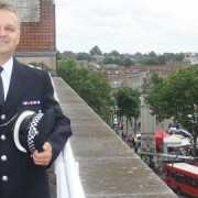 Pic: Chief Superintendent Russell Nyman