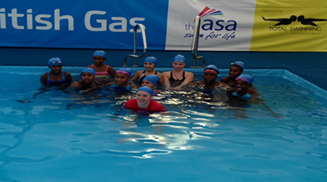 Pop Up Pool To Teach Over 1 000 People To Swim Eastlondonlines