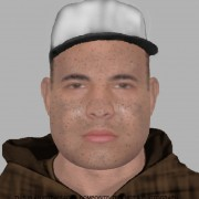 E-fit of suspect in 16 September attack