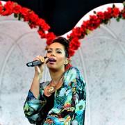 Leona Lewis. Pic: HackneyToday/Hannah Jones&Gary Manhine