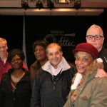 The over-55s team. Pic: Hackney Homes