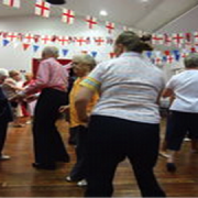 A Tea Dance in Tower Hamlets Pic: Tower Hamlets Council