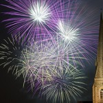 Blackheath's fireworks attract thousands every year Pic: Gill Brit
