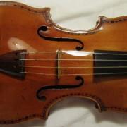 The stolen violin. Pic: Metropolitan Police
