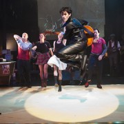 'Reasons to be Cheerful' at Graeae Theatre. Pic: Patrick Baldwin