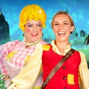 Dick Whittington at the Hackney Empire until January 6. Pic: Hackney Empire