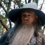 Ian McKellen as Gandalf. Pic: Ian McKellen