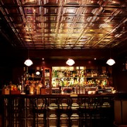 The bar at Nightjar where the whaleskin cocktail was created. Pic: Nightjar