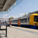 Overground Train. Pic: Transport for London
