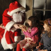 Santa's Grotto Pic: Museum of London