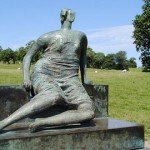 The statue displayed in Yorkshire. Pic: London Borough of Tower Hamlets