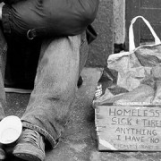 Croydon Homeless Zhora. Pic: SamPac