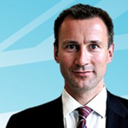 Jeremy Hunt pic: Conservative Party
