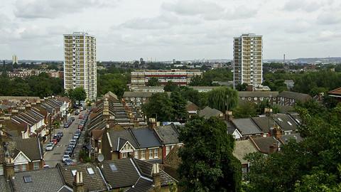 Stamford Hill. Pic: Nicobobinus