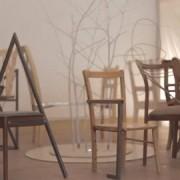 An installation at Primae Noctis. Pic: Edouard Burgeat