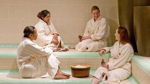Full steam ahead: east London spas and saunas