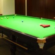 Snooker table pic: stockXchng