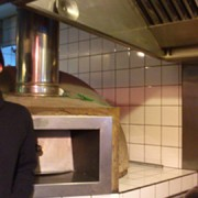 Danny Cheetham in the kitchen. Pic: Laura Liszewski