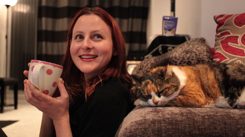 Lauren Pears to bring Cat Cafe craze to Shoreditch