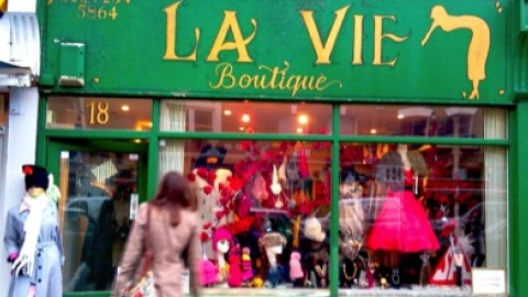 Hard times for Broadway Market boutique