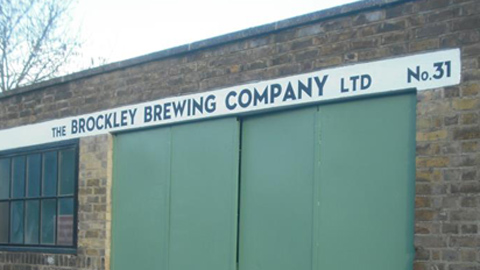 The Brockley Brewery Company on Harcourt Road. Pic: The Brockley Brewery Company.