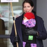 Stop the incinerator campaigner. Pic: Emmet Simpson