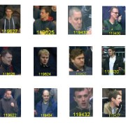CCTV pictures of people the Met Police would like to speak to in Operation Arrowtip. Pic: Met Police