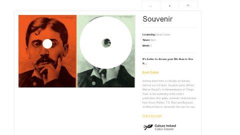 pic of the line_souvernir