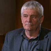 Alastair Morgan, brother of the murder victim Daniel, on BBC Newsnight giving his reaction to the forming of the Independent panel inquiry. Pic: BBC