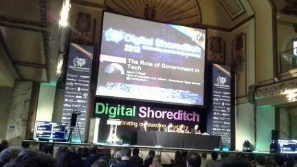 Digital Shoreditch Festival predicts what the future holds for East London Pic: Natalia Talkowska