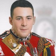 Drummer Lee Rigby 25, who died in yesterday's attack in Woolwich. Pic: MOD