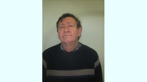 Patrick Ryan convicted of historic sexual offences. Pic: Met Police
