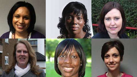 Six women have been shorlisted to stand as Labour's candidate for Lewisham Deptford in 2015.