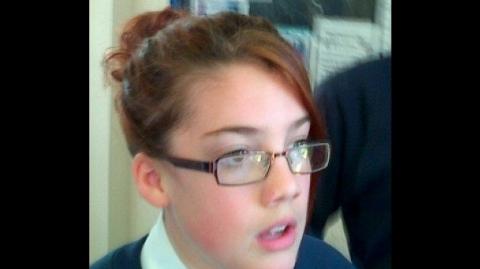 Tia Sharp, the Croydon schoolgirl murdered by her step-grandfather Stuart Hazell. Pic: Tia Sharp's family