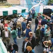 Stoke Newington Farmers Market Pic: Growing Communities