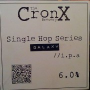Crox beer label Pic: Dea Cisar