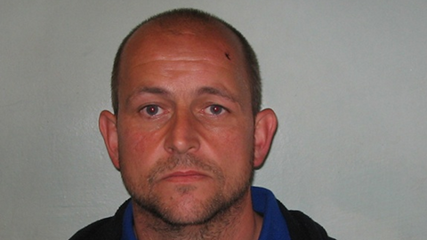 Jason Lodge Pic: Metropolitan Police