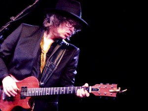 Mike Scott from The Waterboys performing on The Barbican Music stage. Photo: flickr.com