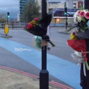 Brian Dorling died instantly after the crash at Bow roundabout.