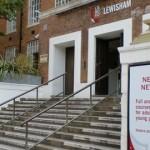 Striking staff will picket the LeSoCo Lewisham Way campus. Photo: Bill Konos.