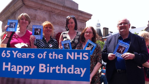 Campaigning2savetheNHS