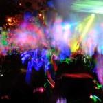 Glow Neon Fun Run. Photo: RNIB.